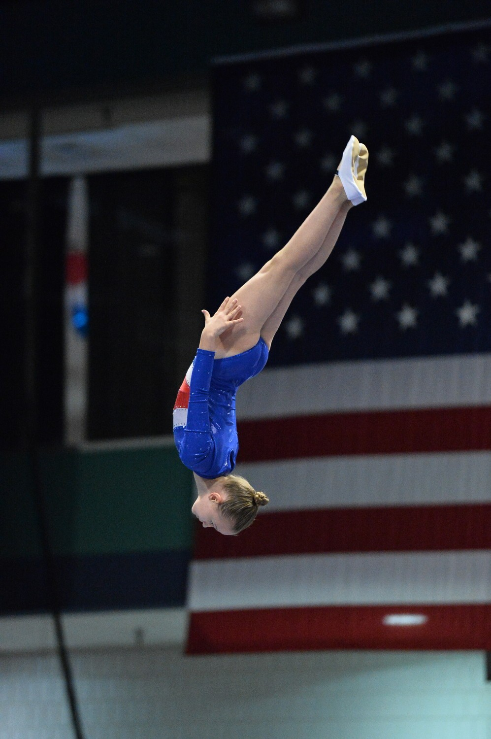 second gymnast who performs airflare - Community ...