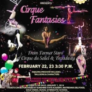 Cirque Fantasies